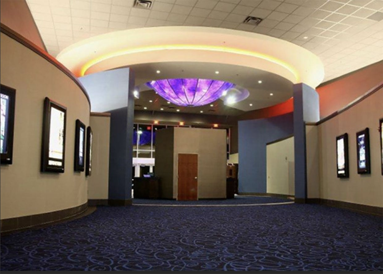 Blue Oaks Cinema 16